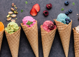 We Can Now Engineer Cow-Free Ice Cream That Tastes So Good