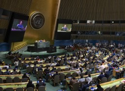 Researchers Find You Can Train AI to Create Fake UN Speeches in Under 13 Hours