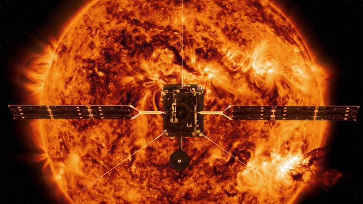 NASA/ESA Solar Orbiter to Release Closest Pictures of the Sun to Date