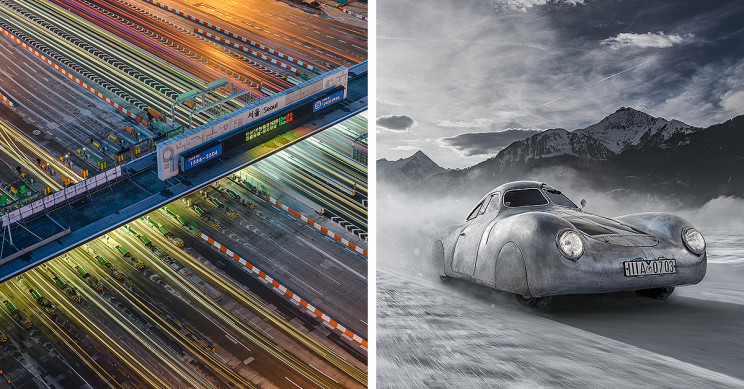 7+ Photos of This Year's International Photography Awards Winners