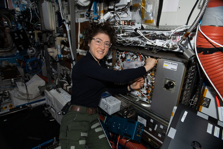 NASA Astronaut's Record-Setting Stay on ISS Will Help Future Missions
