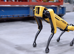 Boston Dynamics' Robot Dog Spot Will Soon Start Working on Oil Rigs