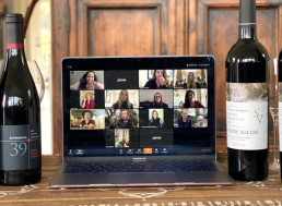 Virtual Wine Tasting Is Actually a Thing Now