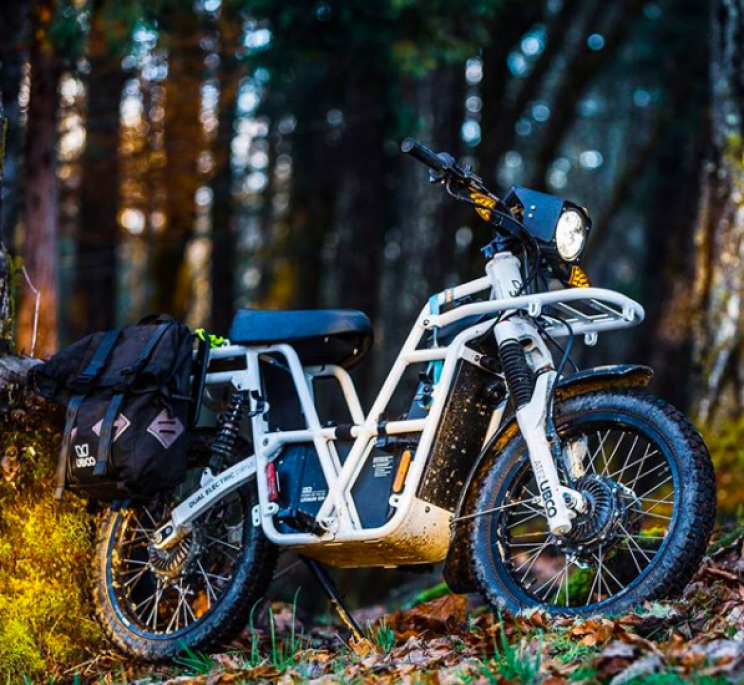 Robust Off-Road Electric Bikes and 4x4 Designs From New Zealand