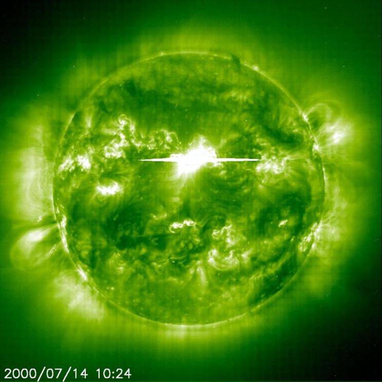 solar storm bastille day