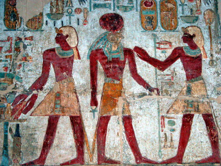 Which of the Ancient Egyptian Gods Were the Most Important?