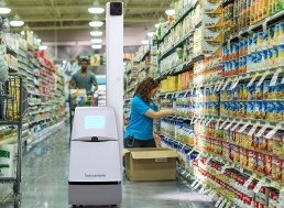 Walmart Employees Are Not Happy with Their New Robot Colleagues