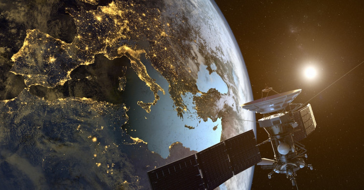 European Union satellite system temporarily offline