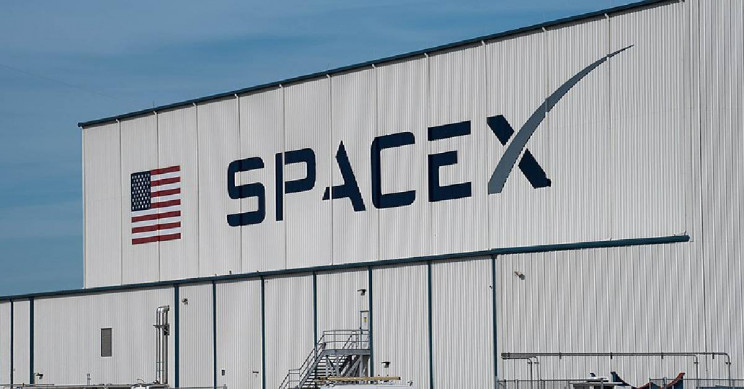 Freshly Released Videos Show SpaceX's STP-2 Mission Falcon Fairing Returning to Earth