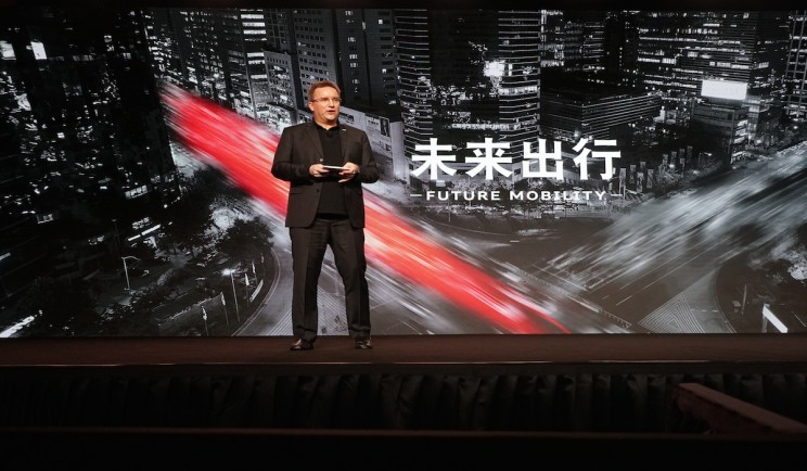 Audi China to Transform Its Driving Experience into a Digital One
