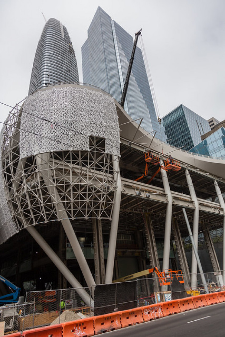 San Francisco's Salesforce Transit Centre Reopens after Precautionary Closure