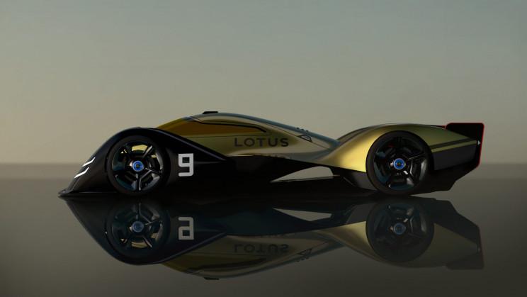 Lotus Endurance Racer 4 Resize MD
