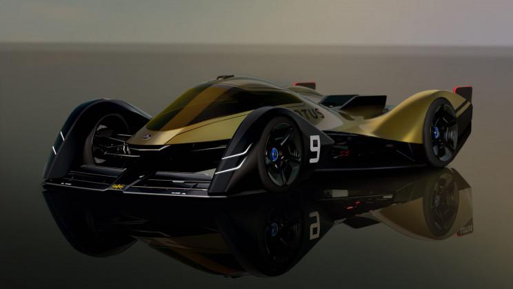 Lotus Unveils Next-Gen E-R9 Electric Endurance Racer