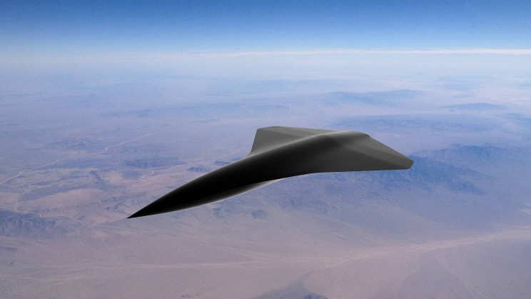 Kelley Aerospace Officially Launches Supersonic Drone Concept Arrow