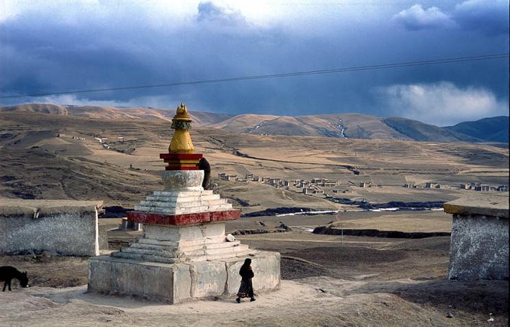 yarlung tsangpo dam tibet