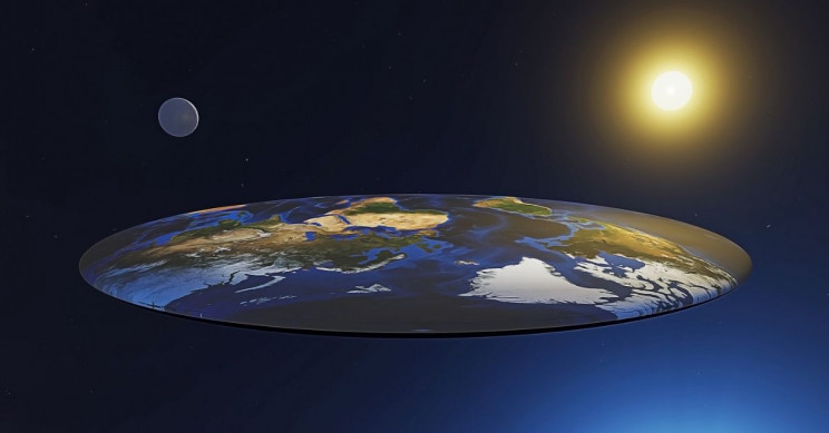 Crowdfunding Campaign Aims to Send a 'High-Ranking Flat Earther' to Space
