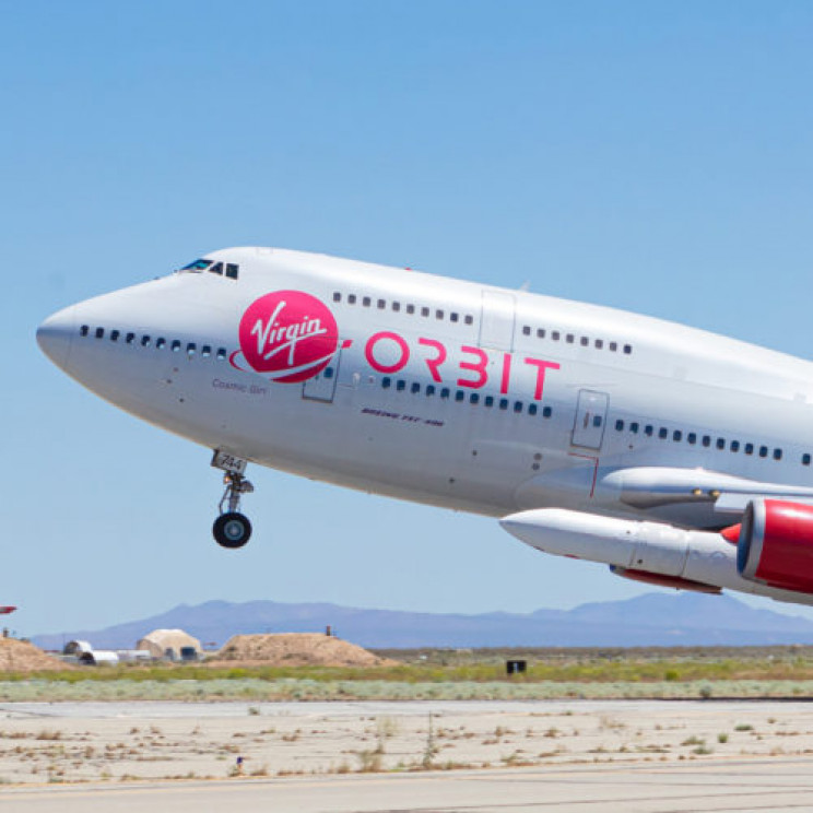 Virgin Orbit Launches 10 CubeSats to Space off of an Aircraft