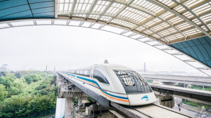 How Trains Are Expected to Improve Over the Next Decade