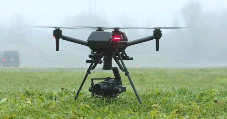 Sony Airpeak AI Camera