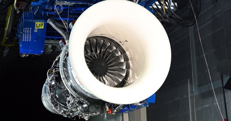 Rolls-Royce Conducts Its First 100% Sustainable Aviation Fuel Tests