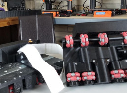 Engineer Creates Motorized Shoes to Integrate With VR