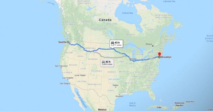 Harvard Student Goes On a Google Street View Cross-Country Tour