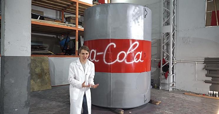 Mamix Mad Scientist Soda Vat