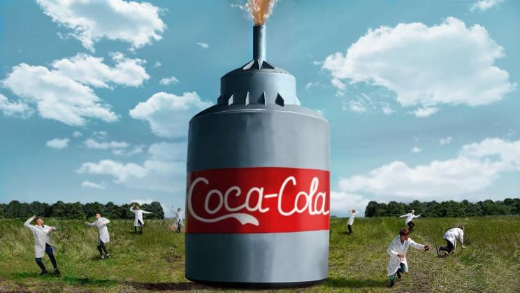 YouTube 'Coke-Mentos' Challenge