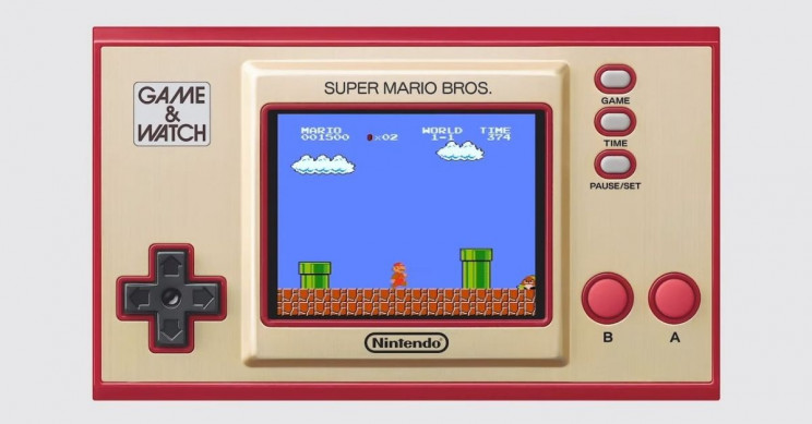 Nintendo Brings Back 'Super Mario Bros.' on 'Game & Watch' Redux for 35th Anniversary