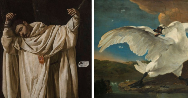 MIT Algorithm Discovers Subtle Links Between Great Works of Art With AI