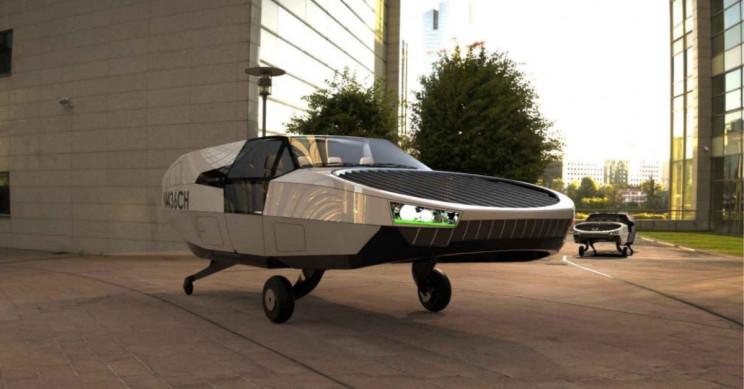 Israeli Company Designs Two Flying Car Models