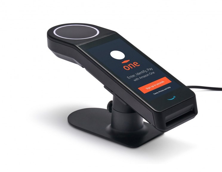 Amazon One Scanner