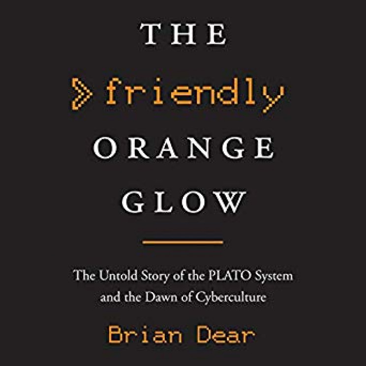 The Friendly Orange Glow Audiobook