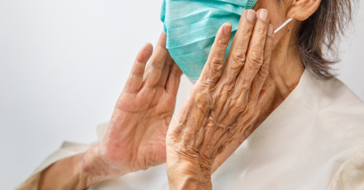 90-Year-Old Woman Dies After Contracting Two COVID-19 Variants at Once