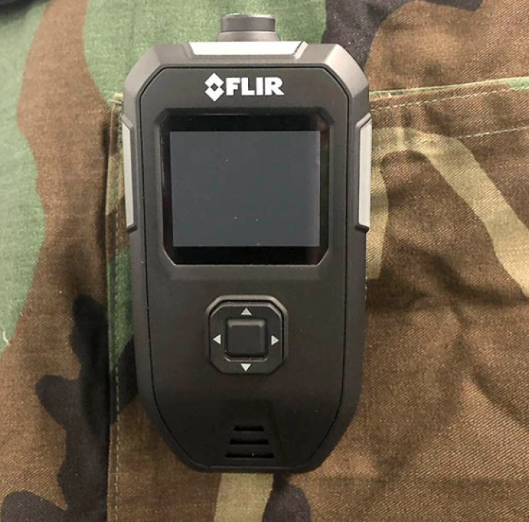 US Army Troops Will Soon Wear Personal Chemical Detectors Into Battle