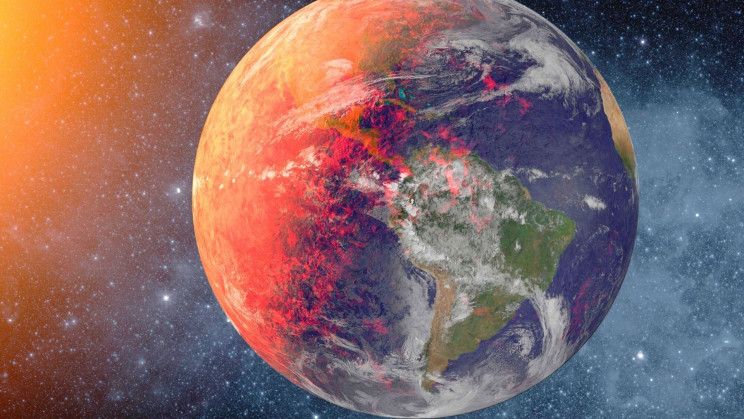The IPCC Says Earth's Heat Is Breaking 125,000-Year Records