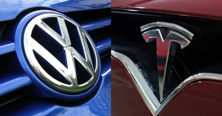 Volkswagen denies claims it is interested in Tesla stake