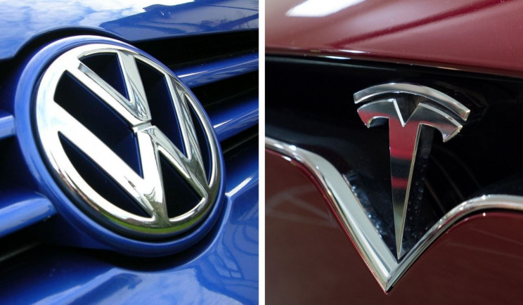 Volkswagen Announces that It Has No Interest in Buying a Stake In Tesla