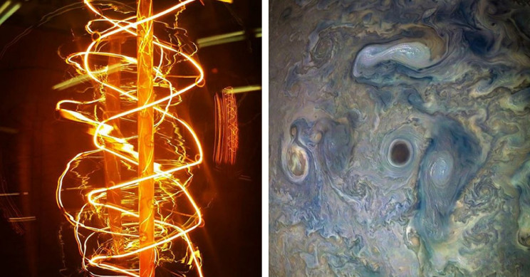 9 Incredible Scientific Photos That You Won't Believe Are Real