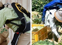 Elderly in Japan Are Wearing Exoskeletons to Keep Working Past Retirement Age