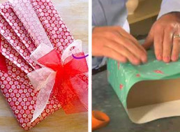 7 Ways To Use Your Geometry Skills To Wrap Presents This Holiday Season
