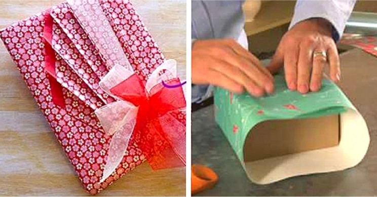 7+ Ways To Use Your Geometry Skills To Wrap Presents This Holiday Season