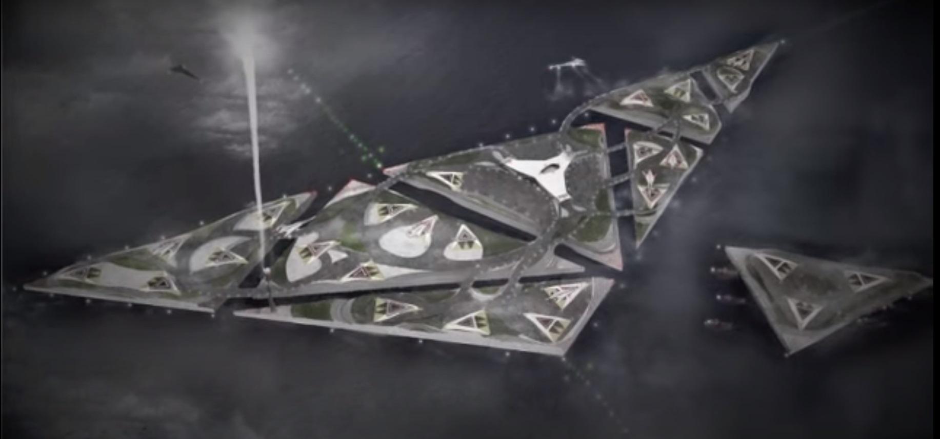 futuristic airport designs delta