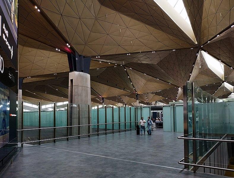 futuristic airports pulkovo