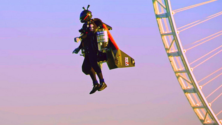 When Jetpacks Fail: Is This Really the Future of Human Flight?