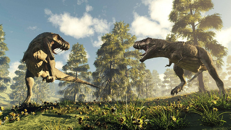 Billions, Yes, Billions of T. Rexes Have Once Roamed The Earth