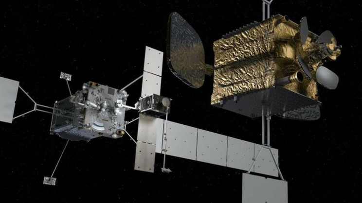Northrop Grumman Successfully Extends Life of Satellite a Second Time