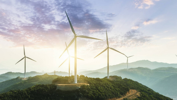 New Study Reveals Too Many Wind Turbines Can Decrease Wind Power