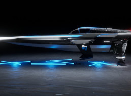 All-Electric Hydrofoil Powerboat Racing Series to Start in 2023