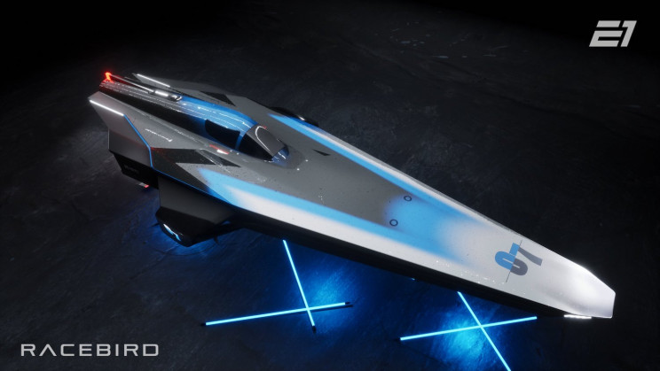 Полностью электрическая гоночная серия моторных катеров на подводных крыльях стартует в 2023 году